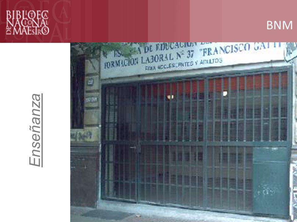 BNM Enseñanza