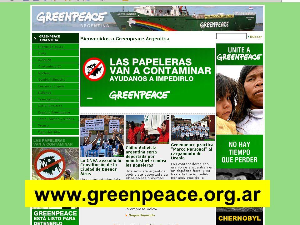 www.greenpeace.org.ar