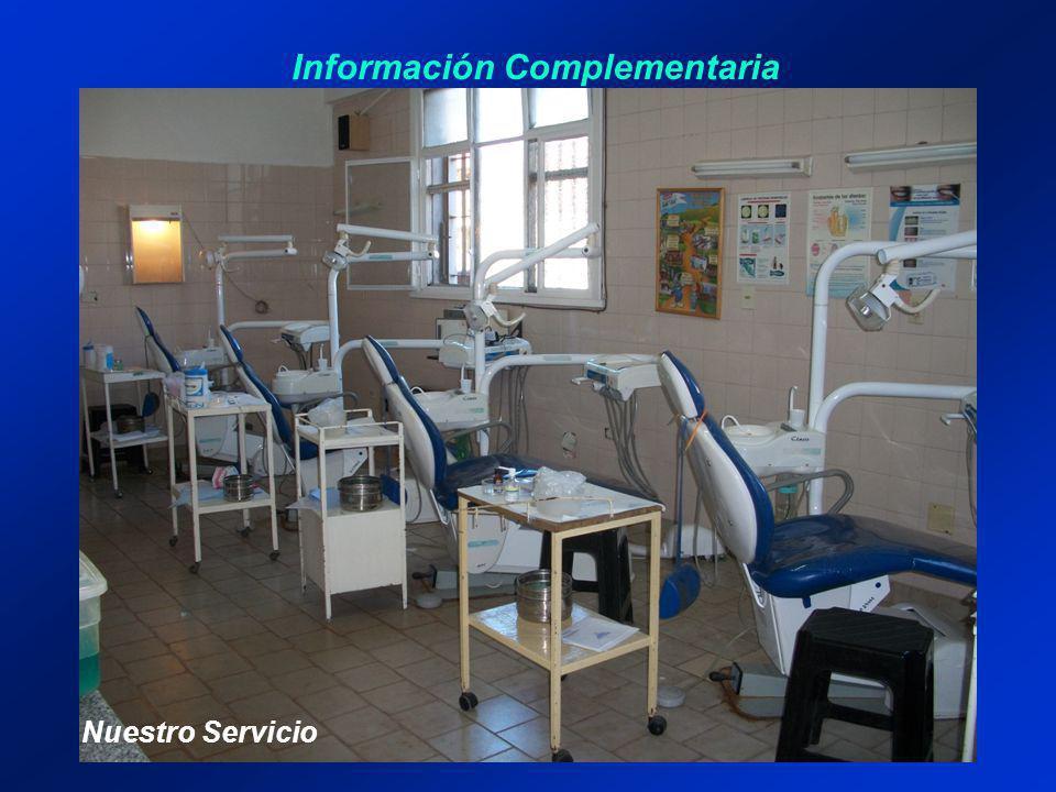 Información Complementaria Nuestro Servicio