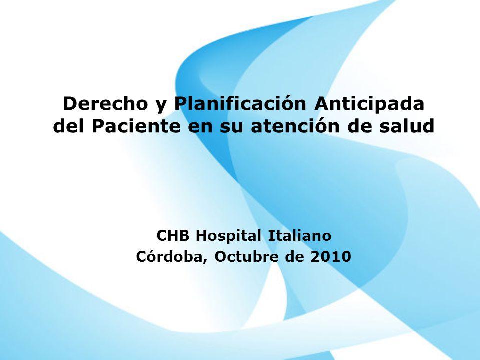 INTRODUCCIÓN El CHB fue invitado a participar del Ateneo Semanal del Servicio de Neumonología, a los fines de abordar el tema Decisión de NO intubar pacientes respiratorios crónicos en estado terminal.