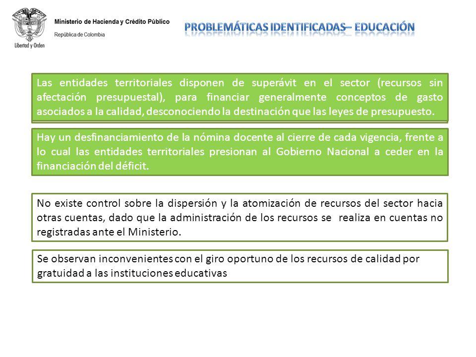 Fortalecer los mecanismos que permitan verificar los reportes de matrícula realizados por las entidades territoriales, de manera que la asignación se aproxime a los niños que efectivamente reciben el servicio.
