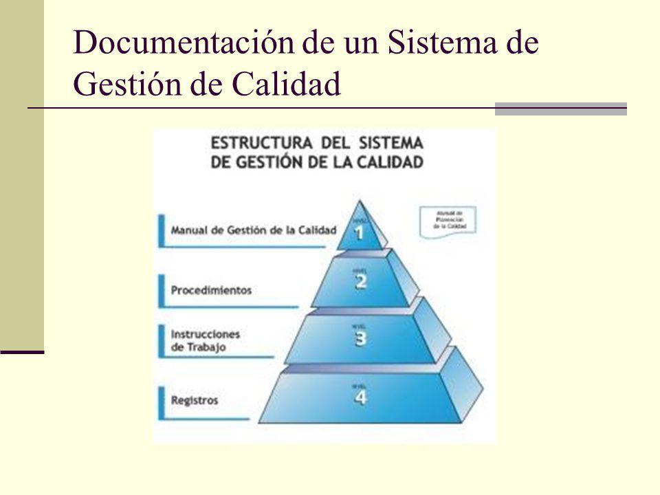 Manual de la Calidad ISO 9001- Requisito 4.2.1 en su punto b) respecto al Manual de la Calidad indica lo siguiente: La documentaci ó n del sistema de gesti ó n de la calidad debe incluir: b) un manual de la calidad,