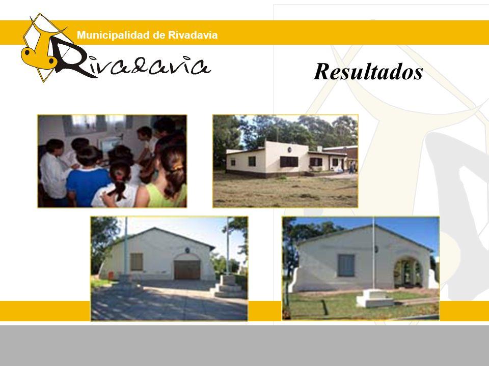 Municipalidad de Rivadavia Resultados