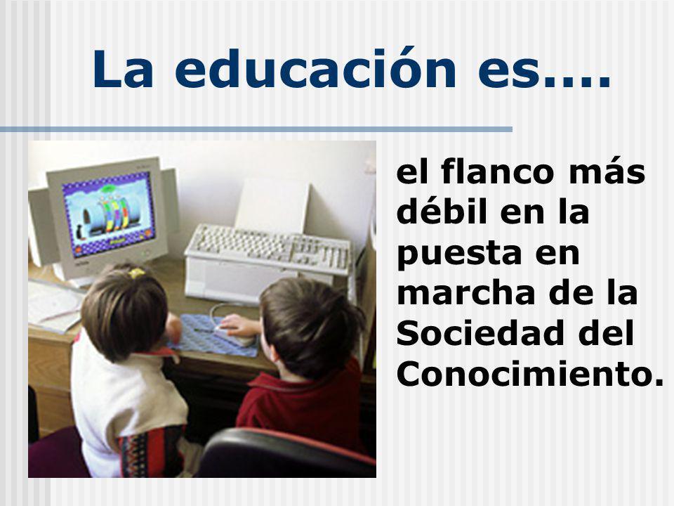 La educación empieza con la vida y no termina, sino con la muerte. Eugenio María de Hostos