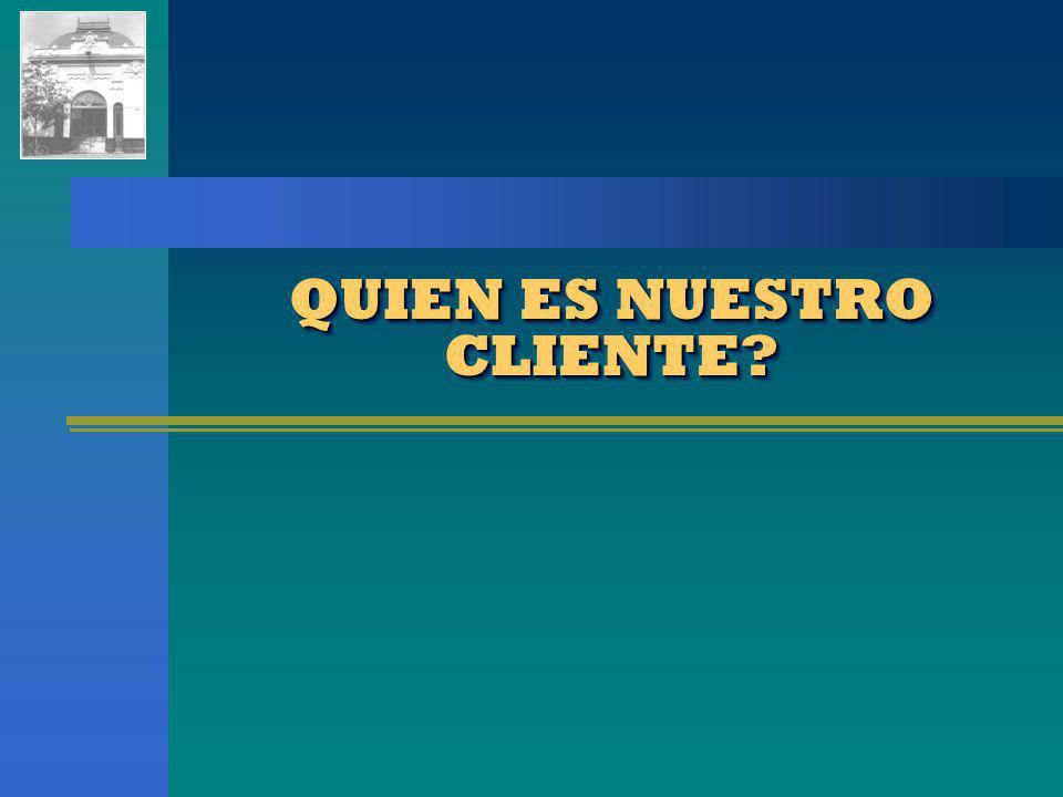 Cra. Claudia Pasquaré POR QUE SE PIERDEN CLIENTES? 1% de los clientes muere. 1% de los clientes muere. 2% se muda. 2% se muda. 4% sencillamente deja d