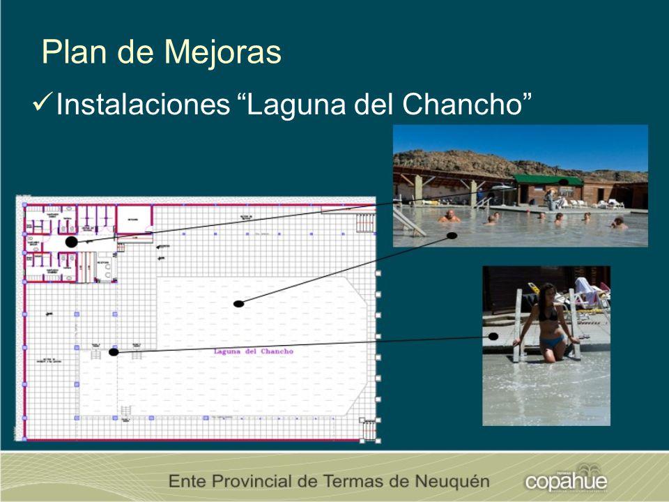 Plan de Mejoras Instalaciones Laguna del Chancho