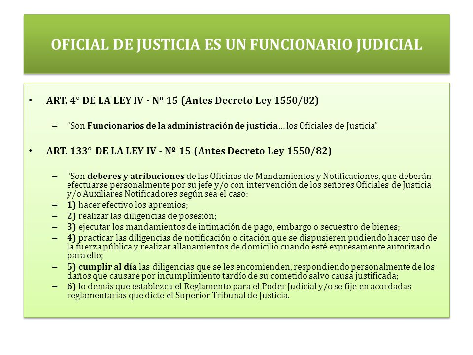 DEPOSITARIO JUDICIAL ¿CUÁLES SON LAS SANCIONES POR INCUMPLIMIENTO.