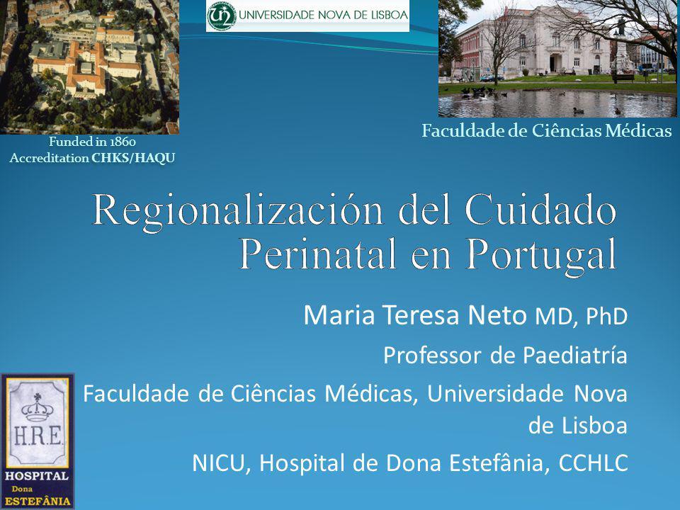 Regionalización – Definición El desarrollo de un sistema de cuidados para mejorar el tratamiento de los pacientes dirigiendolos para los hospitales adonde hay los mejores cuidados para su padecimiento.