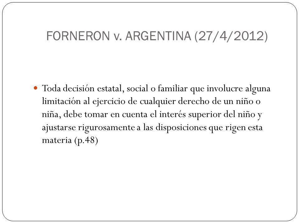 FORNERON v.