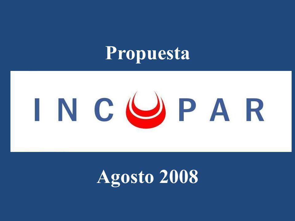 Propuesta Agosto 2008
