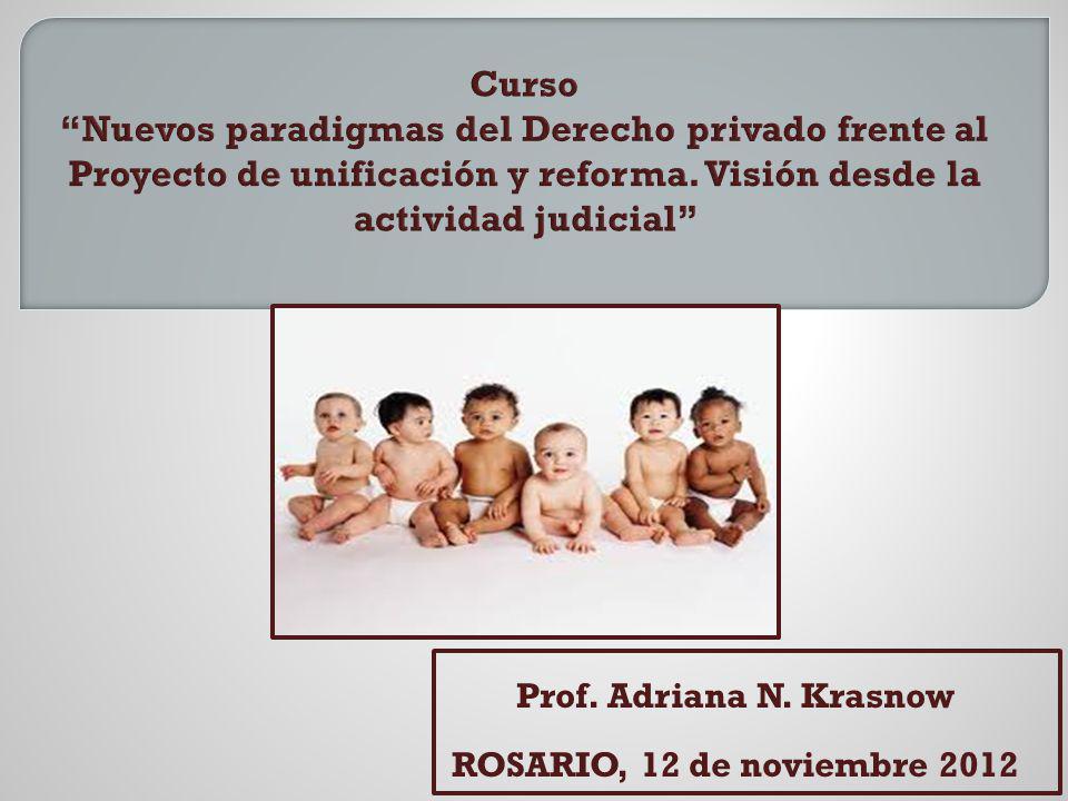 CUANDO LA VOLUNTAD PARENTAL NO SE CORRESPONDE CON LA RESPUESTA JUDICIAL P.