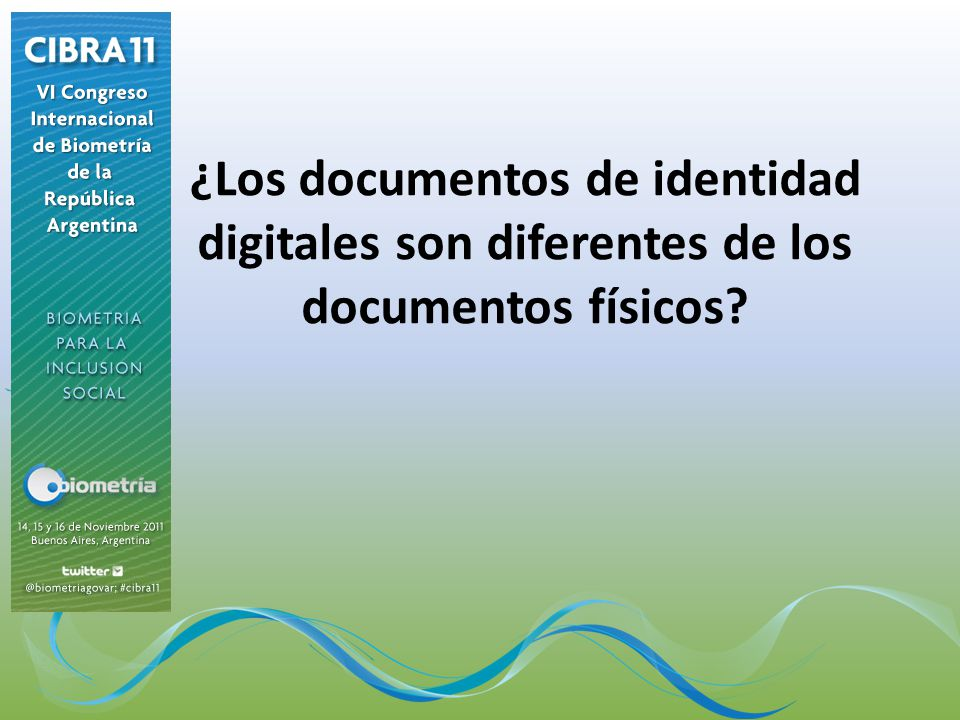 ¿Los documentos de identidad digitales son diferentes de los documentos físicos