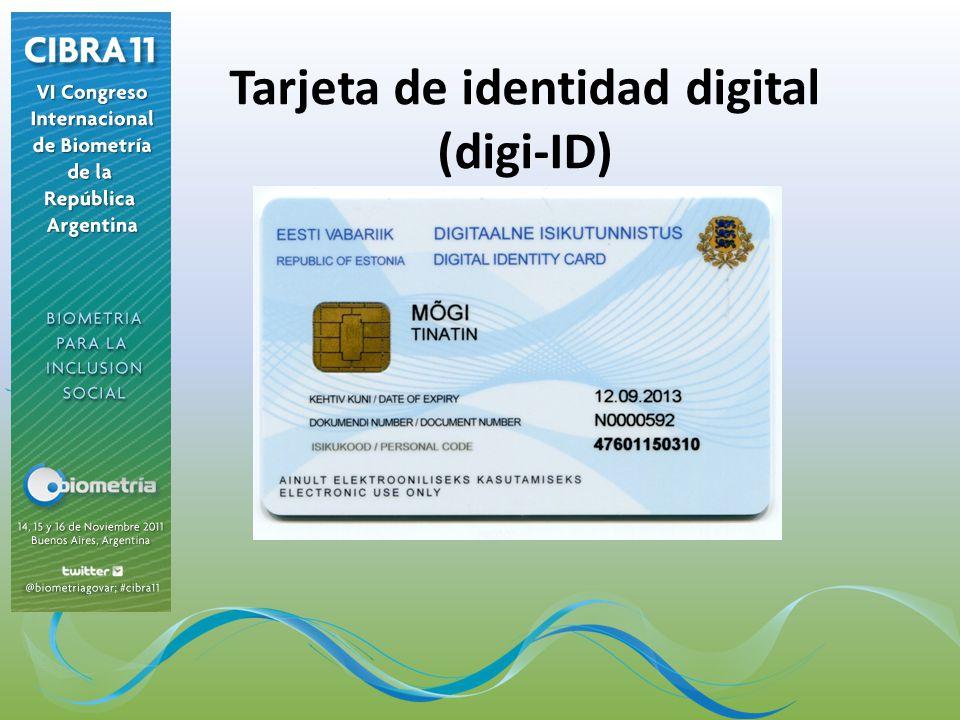 Identificación móvil (Mobile-ID)