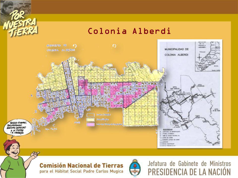 Colonia Alberdi