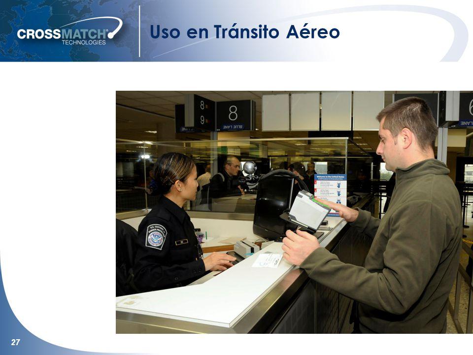 27 Uso en Tránsito Aéreo