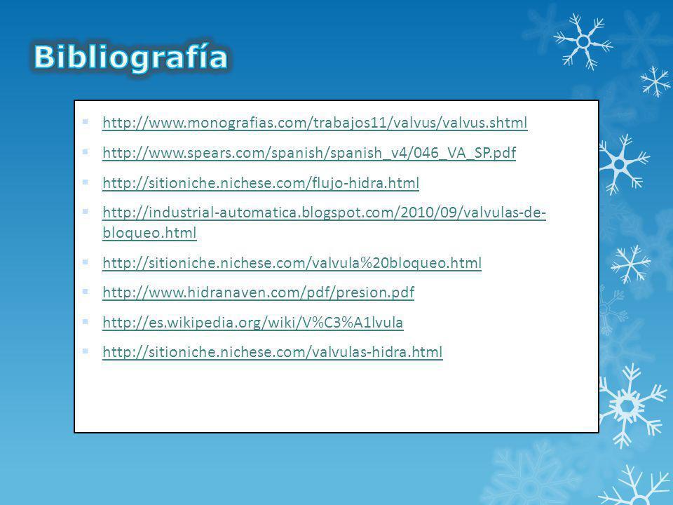 http://www.monografias.com/trabajos11/valvus/valvus.shtml http://www.spears.com/spanish/spanish_v4/046_VA_SP.pdf http://sitioniche.nichese.com/flujo-h