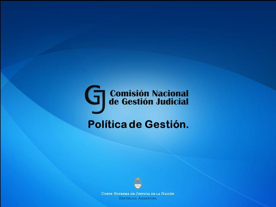 Política de Gestión.