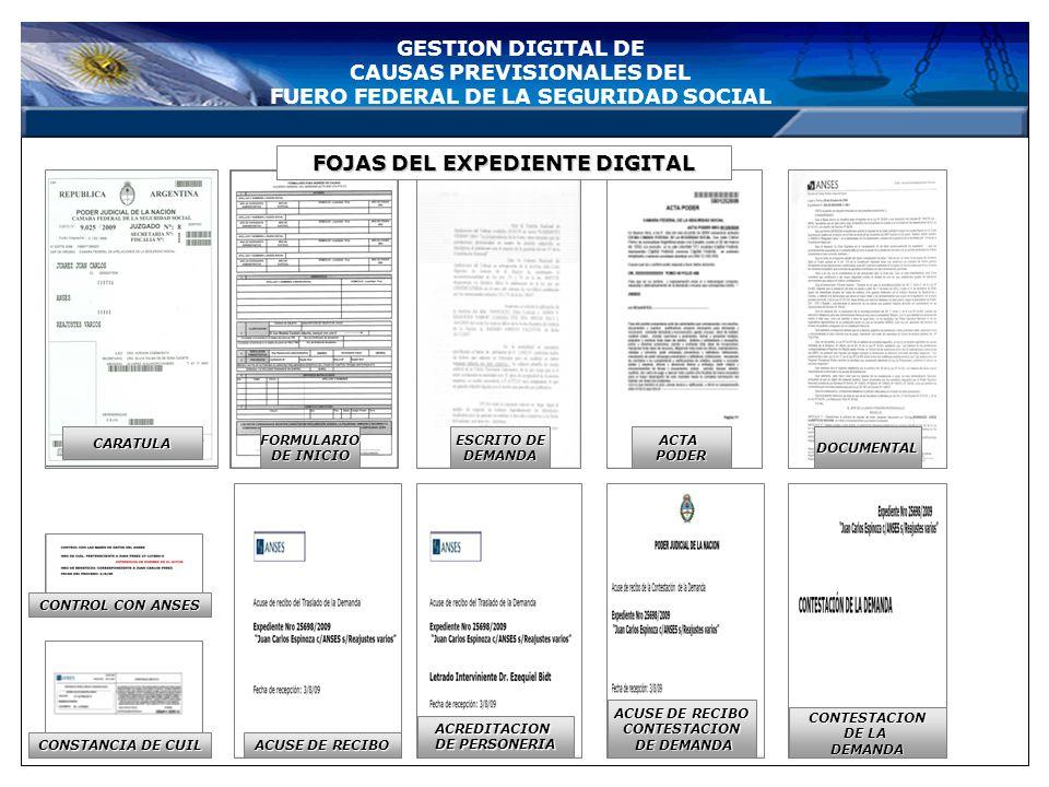 GESTION DIGITAL DE CAUSAS PREVISIONALES DEL FUERO FEDERAL DE LA SEGURIDAD SOCIAL CONTESTACION DE LA DEMANDA ANSES LETRADOACTOR JUZGADO CONSULTAWEB ACT
