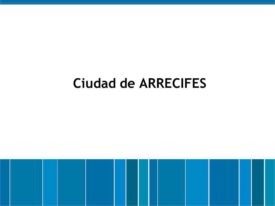Ciudad de ARRECIFES