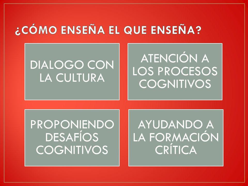 analizar nuestra cultura institucional y las subjetividades que promueve.
