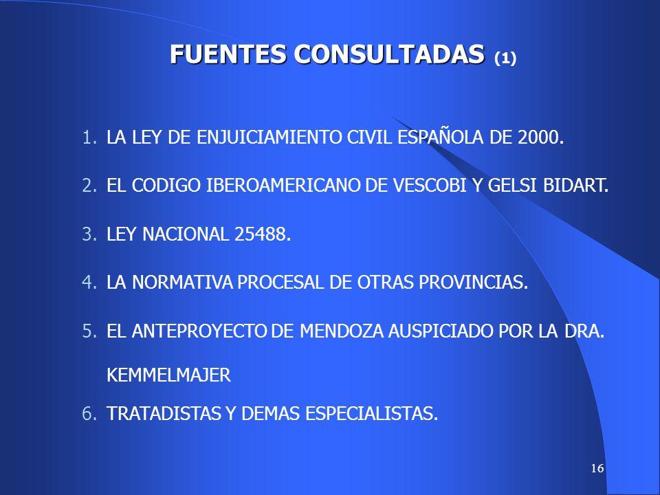 15 LAS IDEAS-FUERZA DE MODERNIZACION Y OPTIMIZACION MAYOR INMEDIATEZ Y ORALIDAD EN SISTEMA DE AUDIENCIAS. USO Y APLICACION DE LA TECNOLOGIA. MEDIACION