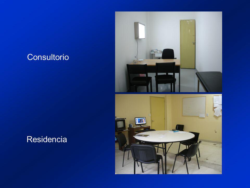 Consultorio Residencia