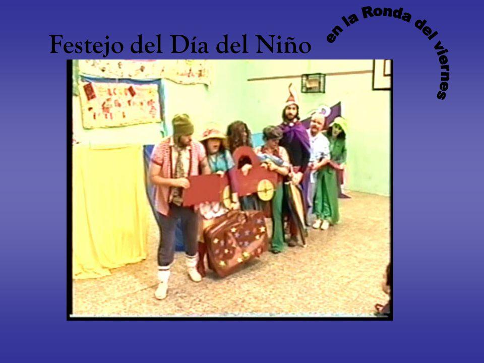 Festejo del Día del Niño
