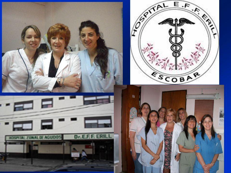 Éste es el Hospital E. F. Erill de Escobar, serán bienvenidos.