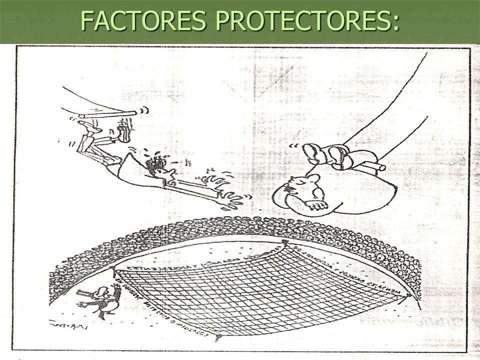 FACTORES PROTECTORES: