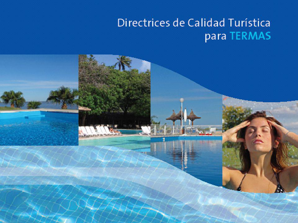Directrices de Calidad Turística para Termas