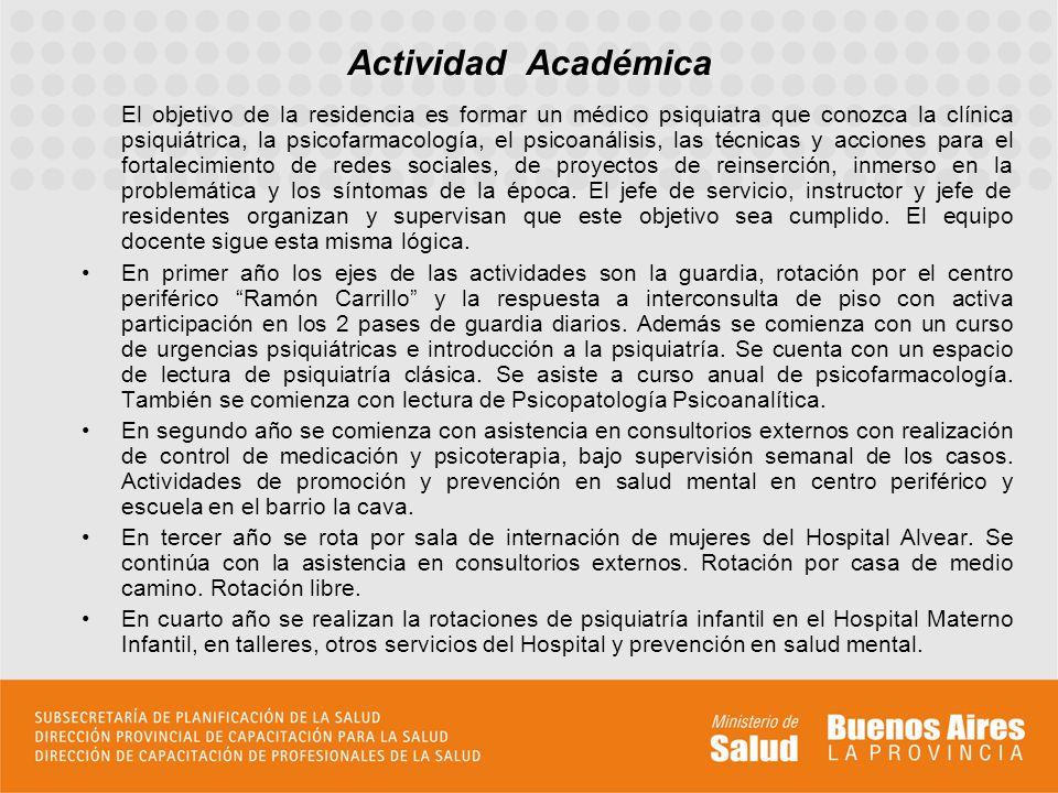 El Hospital está asociado a la UBA.