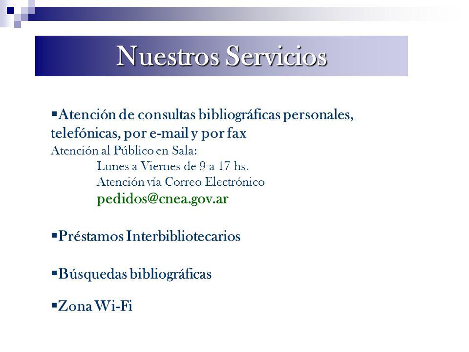 Biblioteca Electrónica MINCYT ¿Cómo realizar búsquedas en la Biblioteca Electrónica.