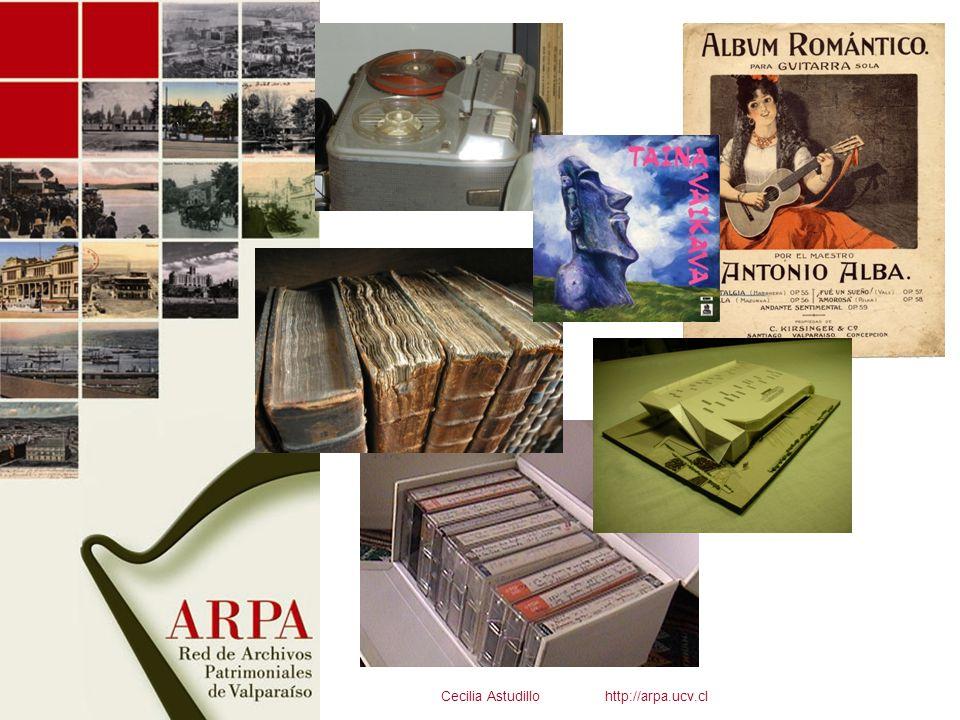 Programa de Preservación y difusión del patrimonio documental Recuperación y respaldo digital del patrimonio sonoro del Archivo.