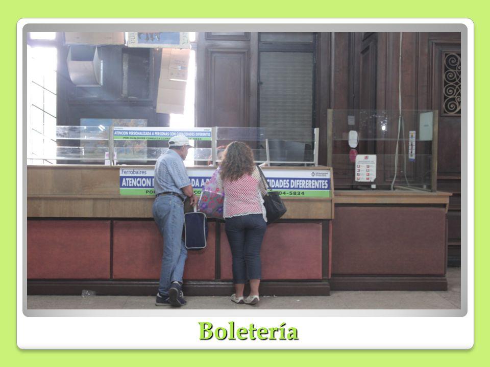Boletería