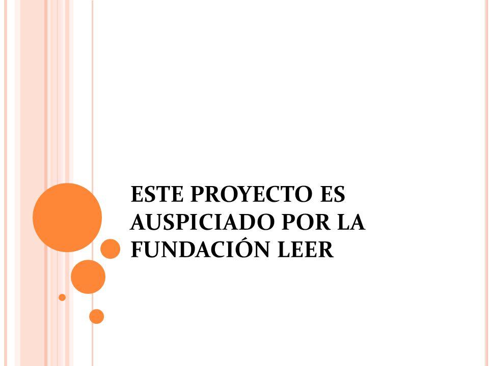LOS PADRES CONSTITUYEN EL MODELO NATURAL PARA SUS HIJOS, EN LA MEDIDA QUE ELLOS OBSERVEN A SUS FAMILIAS INVOLUCRADAS EN ESTE PROYECTO DE LECTURA, ENCONTRARÁN UNA MOTIVACIÓN PARA CONVERTIRSE EN LECTORES ACTIVOS Y DISFRUTE DE LA LECTURA PROPICIANDO DE ESTA MANERA EL HÁBITO DE LECTURA.