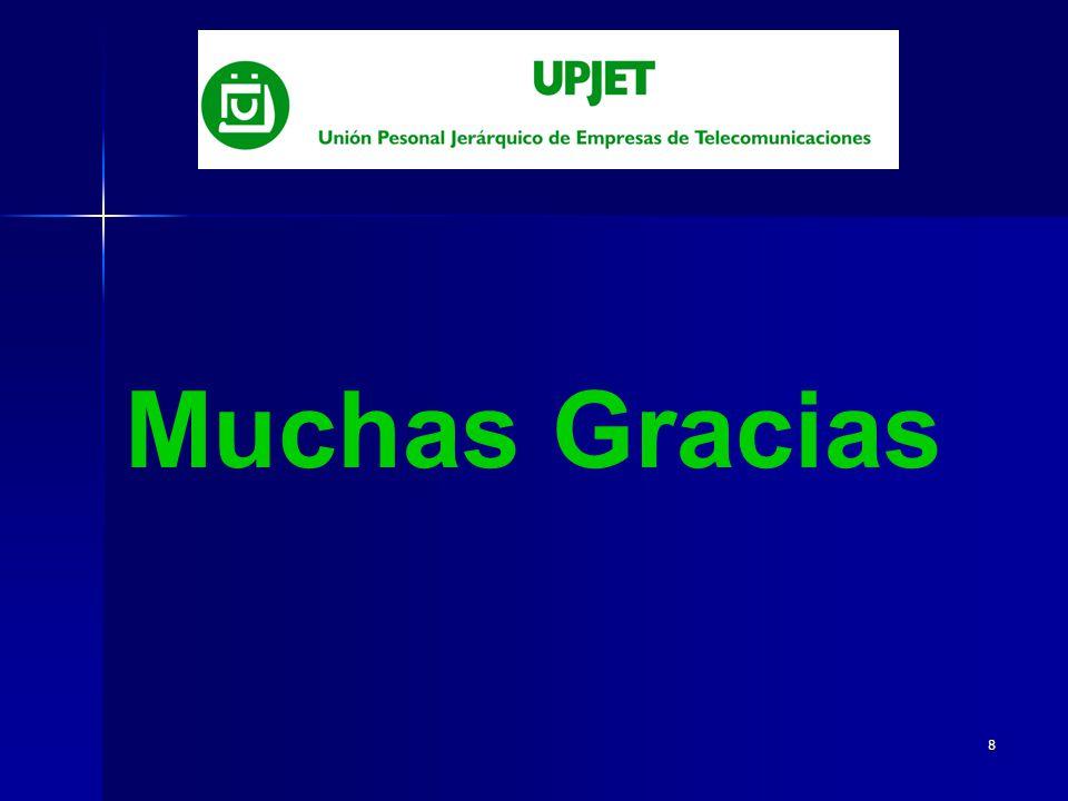 8 Muchas Gracias