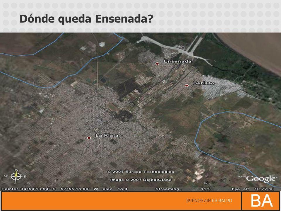 Dónde queda Ensenada?