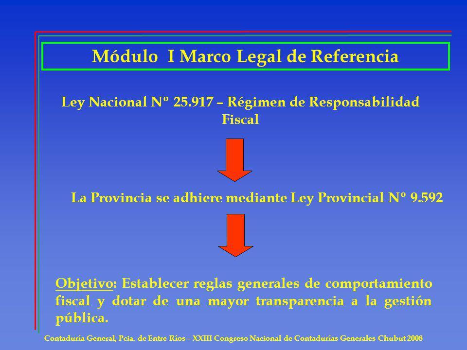 ARTICULO 10: LÍMITE AL GASTO PÚBLICO Contaduría General, Pcia.