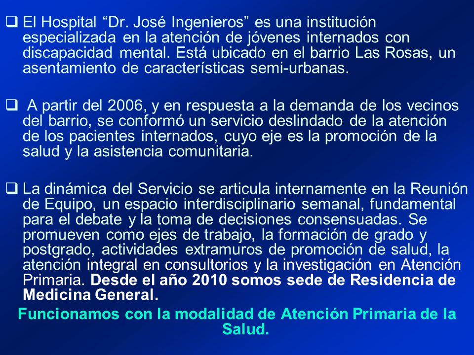 El Hospital Dr.
