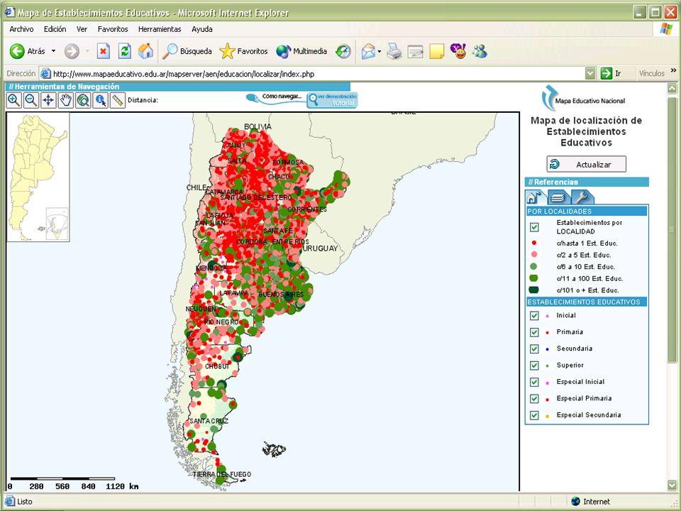 Datos institucionales Programas y proyectos Mapa de accesibilidad