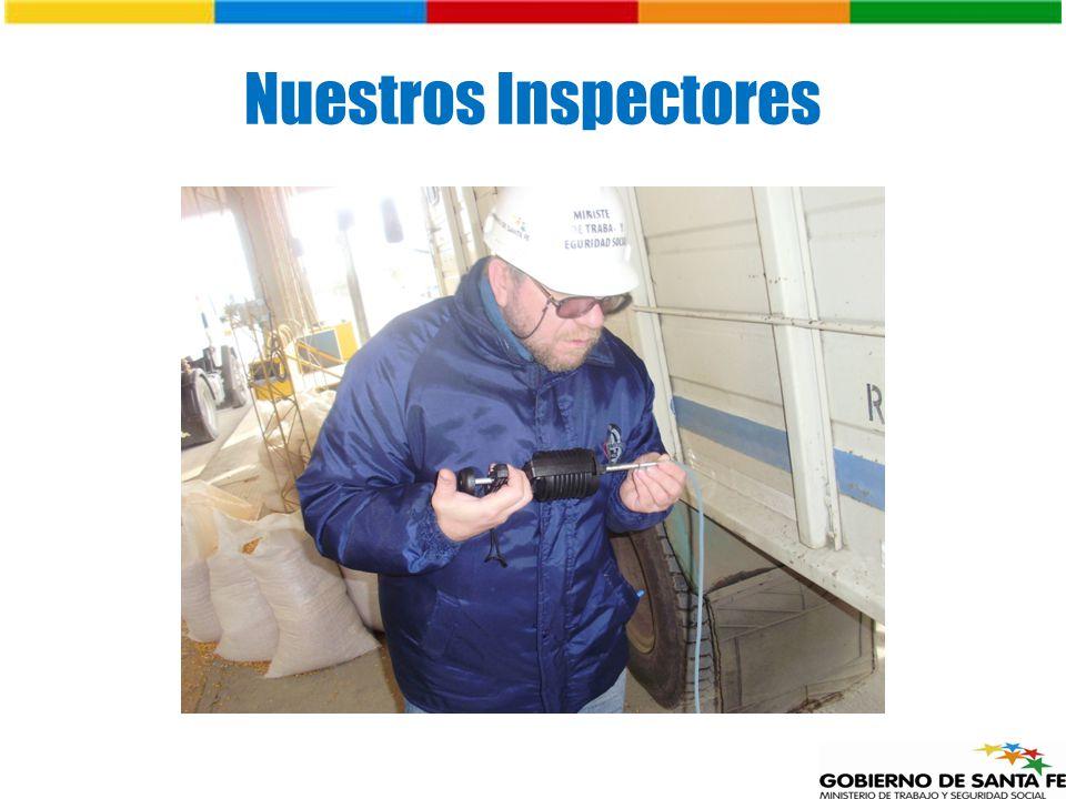 Nuestros Inspectores