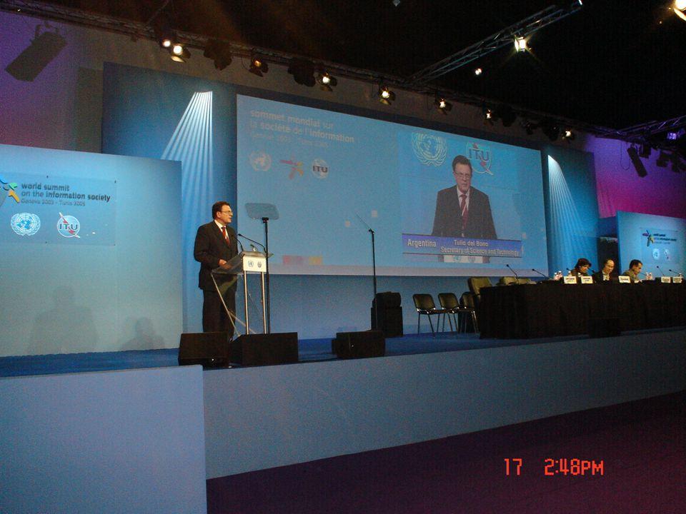 6 Teletrabajo Agenda de Túnez para la SI Párrafo 90 Reafirmamos nuestro compromiso de dar a todos un acceso equitativo a la información y los conocimientos, en reconocimiento de la función de las TIC para el crecimiento y el desarrollo económicos.