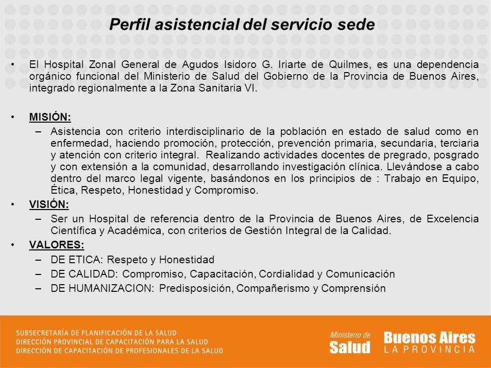 El servicio de Ortopedia del Hospital de Quilmes lleva 30 años en la formación de residentes.