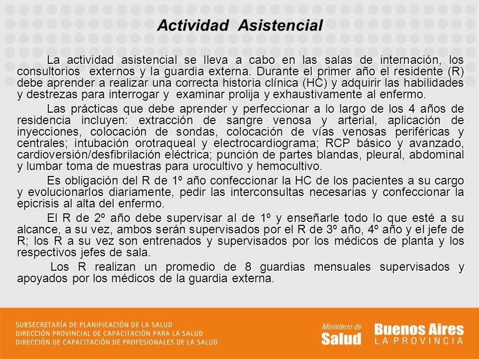 Actividad Académica La Actividad Académica se desarrolla en el Turno tarde a partir de las 14 hs.