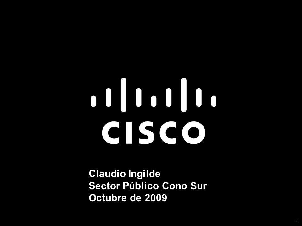 1 Claudio Ingilde Sector Público Cono Sur Octubre de 2009