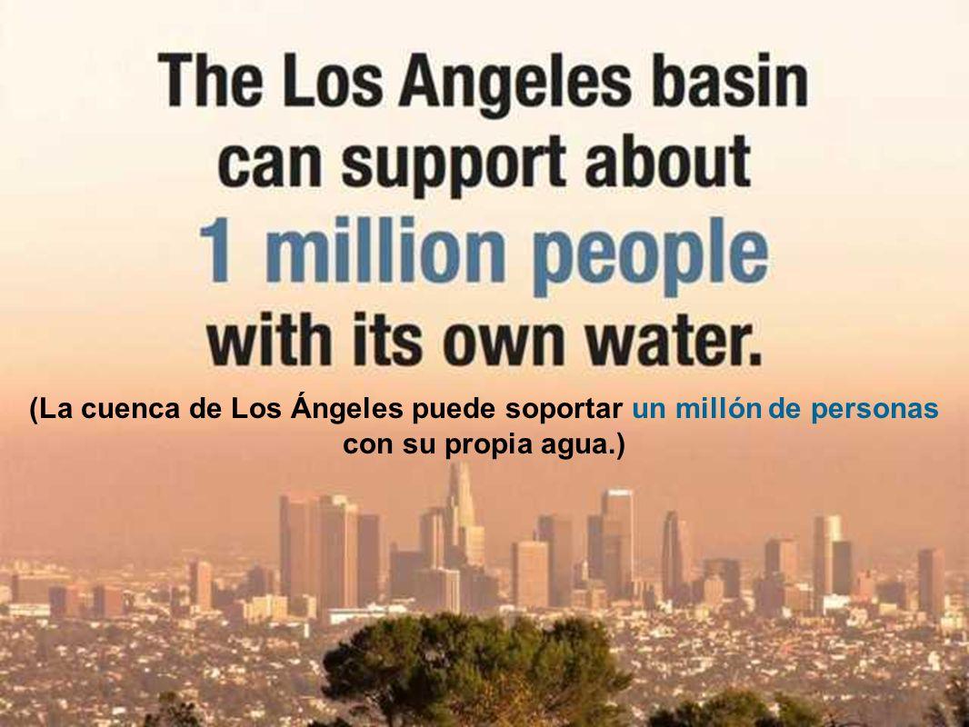 (¿Qué significa eso en cuanto al uso del agua )