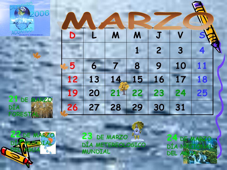 DLMMJVS 1 2345678 9101112131415 16171819202122 23242526272829 30 29 de Abril..