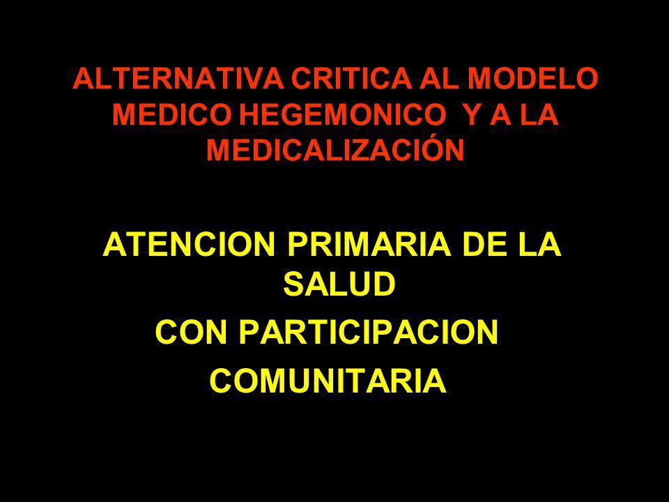 Declaración de la OMS.Alma Ata, 1978 Atención primaria de la Salud Educación para la salud.