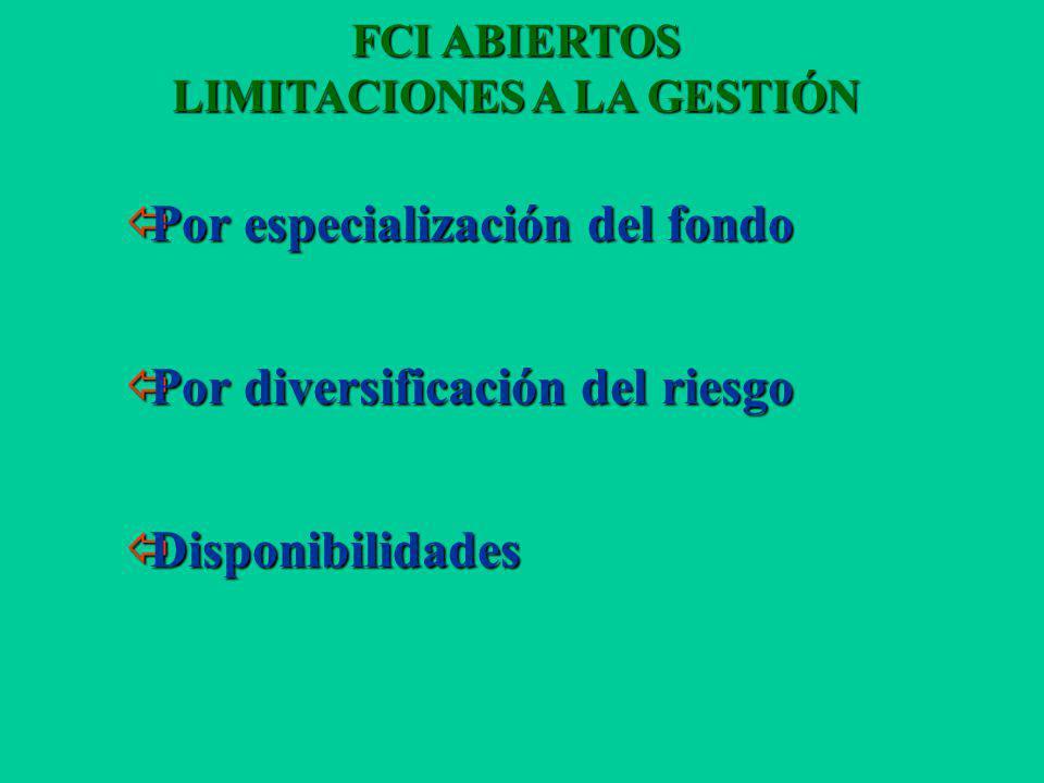 FONDOS COMUNES DE INVERSIÓN ABIERTOS Patrimonio Activos FinancierosPatrimonio Activos Financieros Valores c/ oferta públicaValores c/ oferta pública A