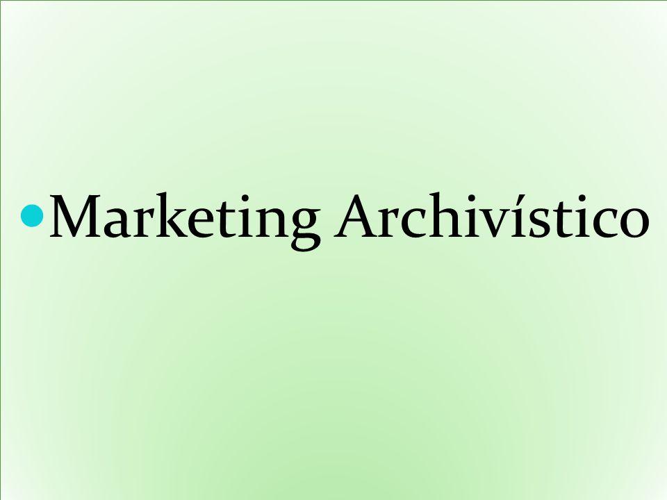 Marketing Archivístico